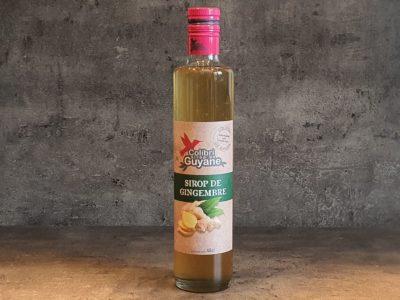 sirop de gingembre de guyane