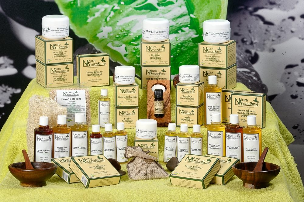 collection naturel amazonie