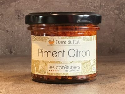 piment citron