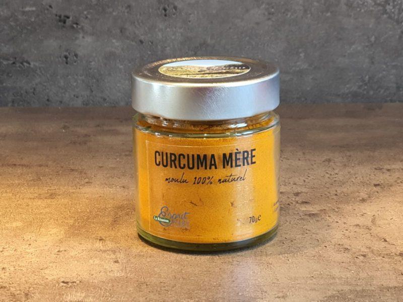 curcuma mère de la réunion pot