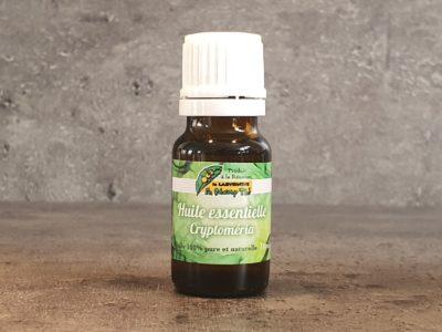 huile essentielle de cryptoméria