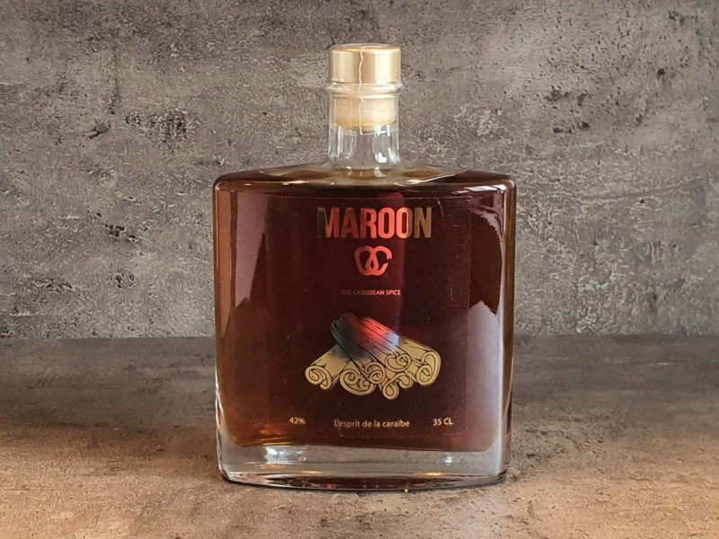 maroon spice cannelle