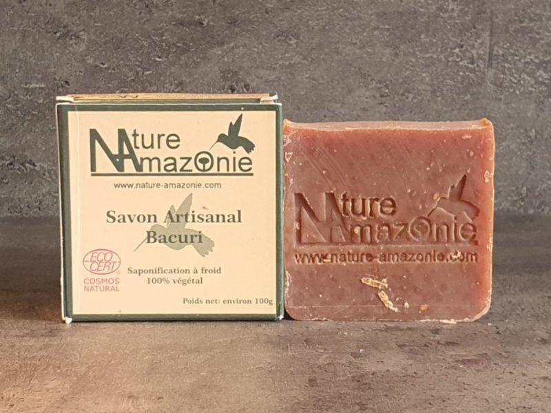 savon naturel bacuri anti acnéique