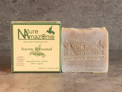 savon naturel carapa hydratant