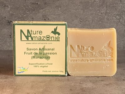 savon naturel fruit de la passion
