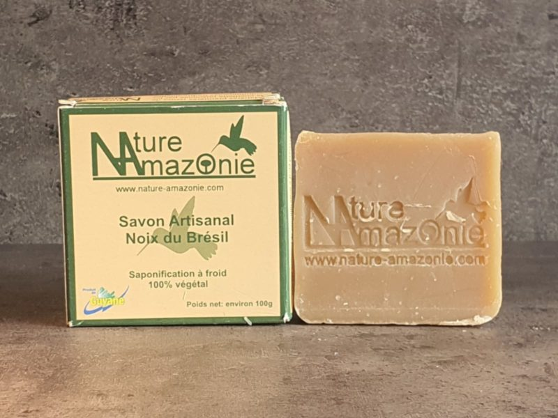 savon naturel noix du bresil