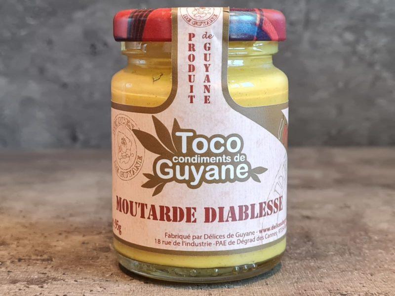moutarde diablesse de guyane