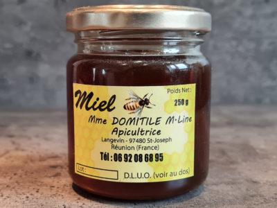 miel de forêt de la réunion