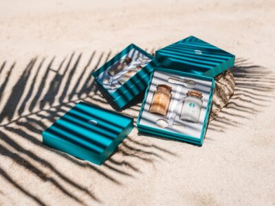 Duo de sel de Bora Bora
