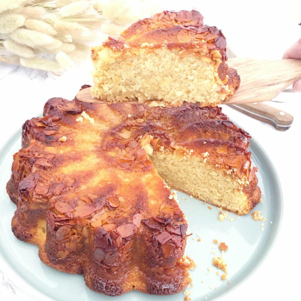moelleux ananas et miel